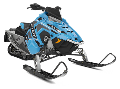 2020 Polaris 800 INDY XC 129 SC in Park Rapids, Minnesota