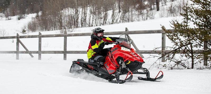 2020 Polaris 800 Indy XC 137 SC in Dimondale, Michigan