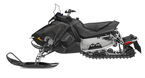 2020 Polaris 800 RUSH PRO-S SC in Minocqua, Wisconsin