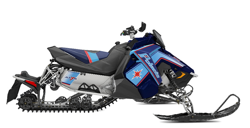 2020 Polaris 800 RUSH PRO-S SC in Kaukauna, Wisconsin