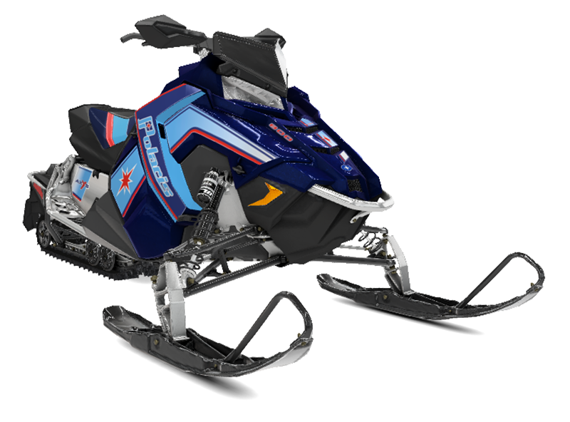 2020 Polaris 800 RUSH PRO-S SC in Antigo, Wisconsin