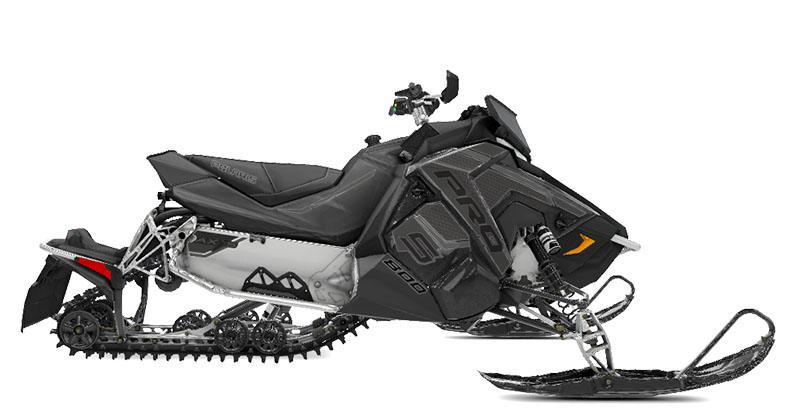 2020 Polaris 800 RUSH PRO-S SC in Three Lakes, Wisconsin - Photo 1
