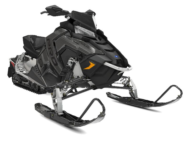 2020 Polaris 800 RUSH PRO-S SC in Lincoln, Maine - Photo 2