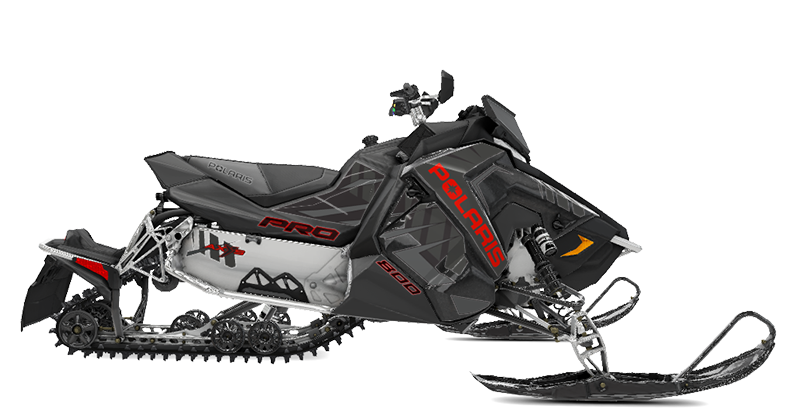 2020 Polaris 800 RUSH PRO-S SC in Dimondale, Michigan - Photo 1