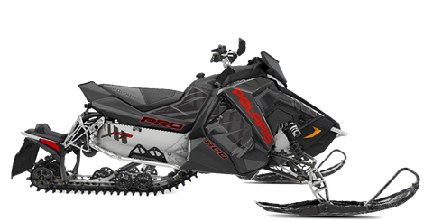 2020 Polaris 800 RUSH PRO-S SC in Bigfork, Minnesota