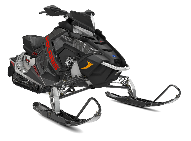 2020 Polaris 800 RUSH PRO-S SC in Lake City, Colorado - Photo 2