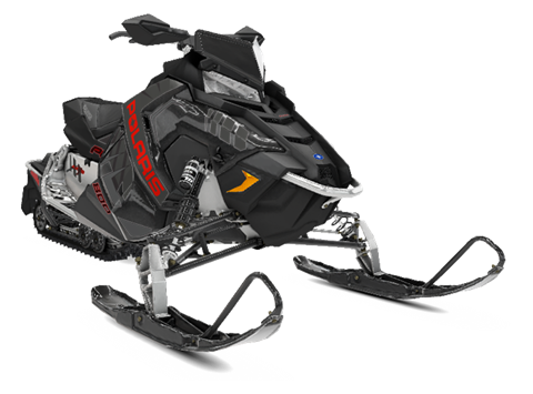 2020 Polaris 800 RUSH PRO-S SC in Dimondale, Michigan - Photo 2