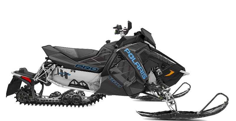 2020 Polaris 800 RUSH PRO-S SC in Appleton, Wisconsin