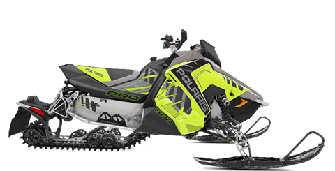 2020 Polaris 800 RUSH PRO-S SC in Hillman, Michigan - Photo 1