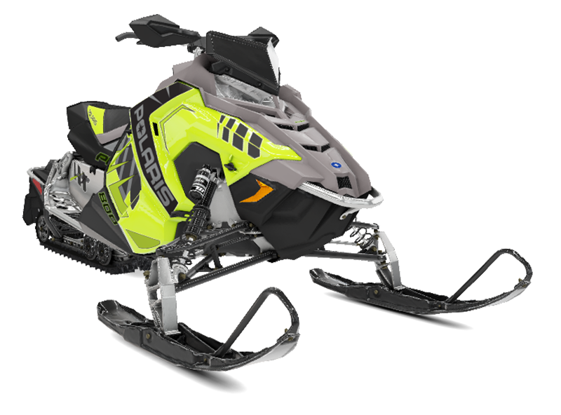 2020 Polaris 800 RUSH PRO-S SC in Hillman, Michigan - Photo 2