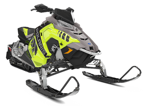 2020 Polaris 800 RUSH PRO-S SC in Hailey, Idaho - Photo 2