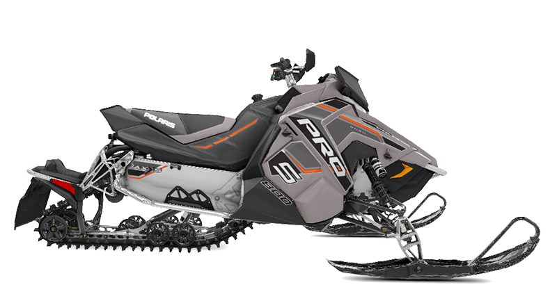 2020 Polaris 800 RUSH PRO-S SC in Pittsfield, Massachusetts - Photo 1