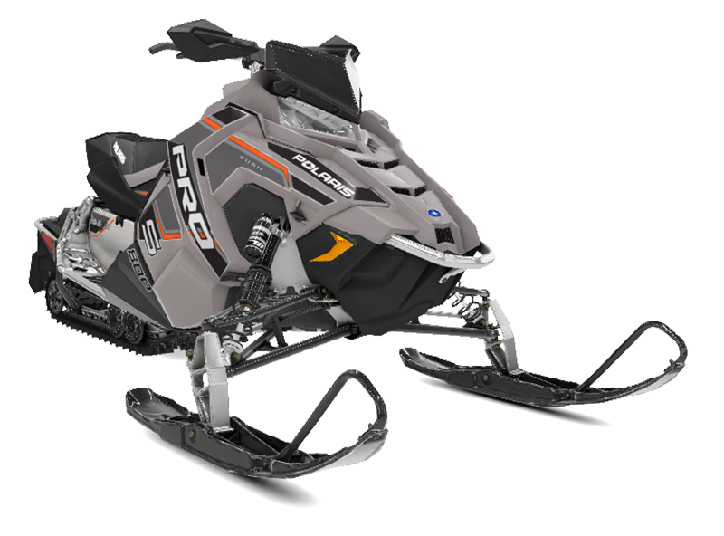 2020 Polaris 800 RUSH PRO-S SC in Elma, New York - Photo 2