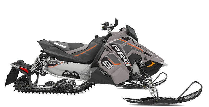 2020 Polaris 800 RUSH PRO-S SC in Woodstock, Illinois - Photo 1