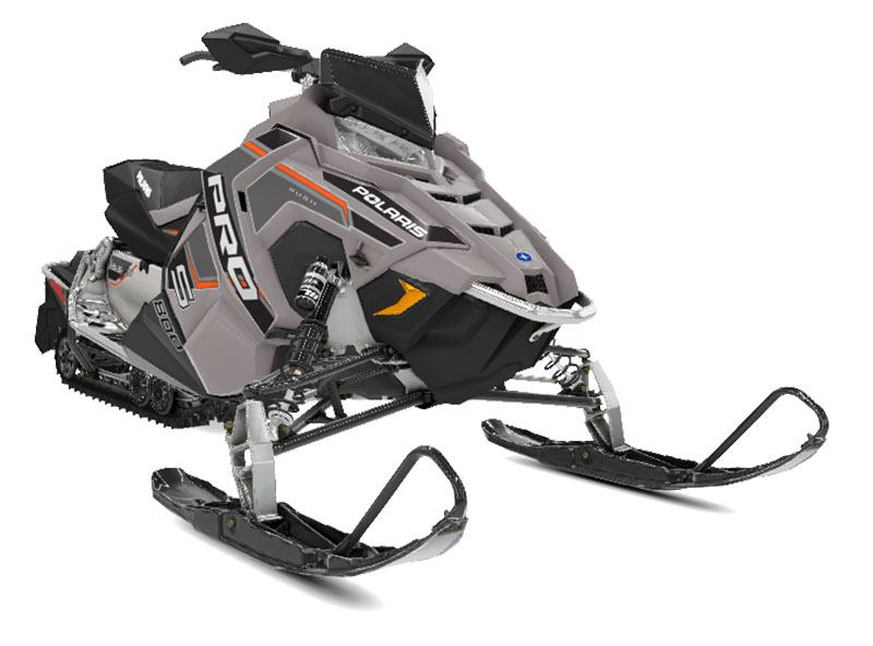 2020 Polaris 800 RUSH PRO-S SC in Eagle Bend, Minnesota - Photo 2