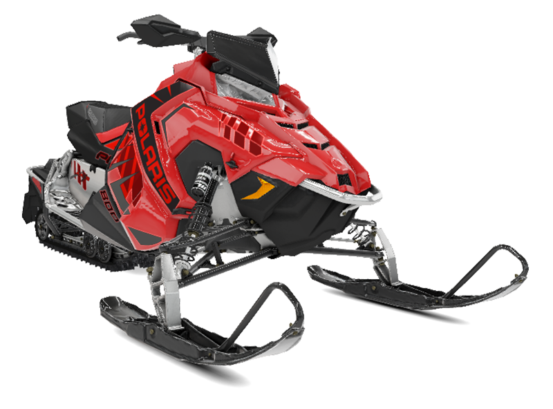 2020 Polaris 800 RUSH PRO-S SC in Pittsfield, Massachusetts - Photo 2