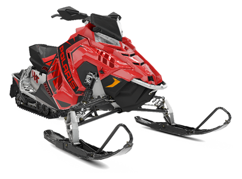 2020 Polaris 800 RUSH PRO-S SC in Dimondale, Michigan