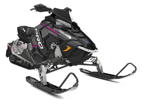 2020 Polaris 800 RUSH PRO-S SC in Chippewa Falls, Wisconsin