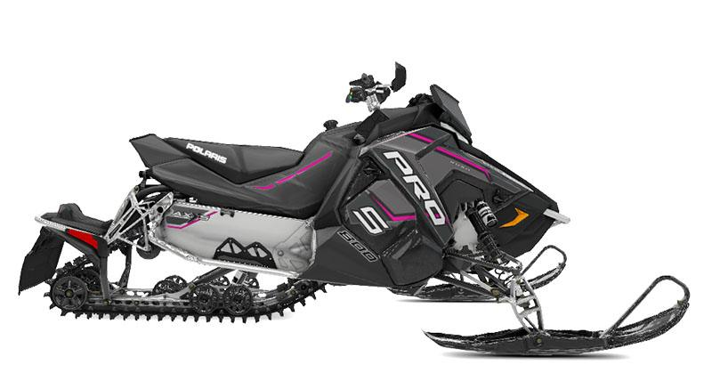 2020 Polaris 800 RUSH PRO-S SC in Lincoln, Maine - Photo 1