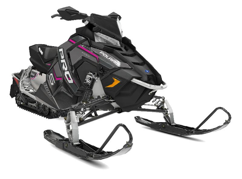 2020 Polaris 800 RUSH PRO-S SC in Elkhorn, Wisconsin - Photo 2