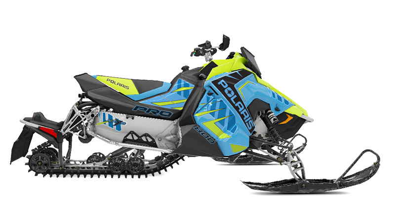 2020 Polaris 800 RUSH PRO-S SC in Rapid City, South Dakota