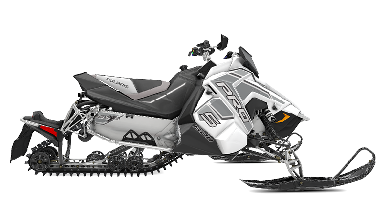 2020 Polaris 800 RUSH PRO-S SC in Newport, Maine