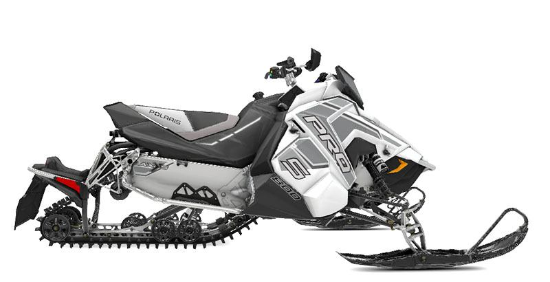 2020 Polaris 800 RUSH PRO-S SC in Ponderay, Idaho