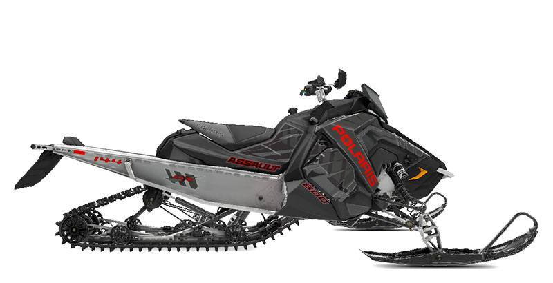 2020 Polaris 800 Switchback Assault 144 SC in Hancock, Wisconsin