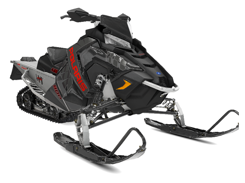 2020 Polaris 800 Switchback Assault 144 SC in Norfolk, Virginia - Photo 2