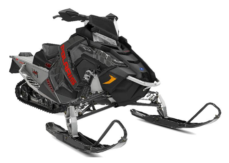 2020 Polaris 800 Switchback Assault 144 SC in Lewiston, Maine - Photo 2