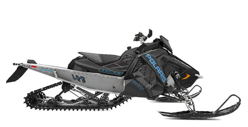 2020 Polaris 800 Switchback Assault 144 SC in Pittsfield, Massachusetts