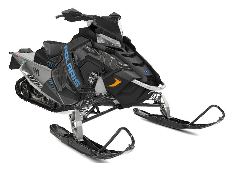 2020 Polaris 800 Switchback Assault 144 SC in Woodruff, Wisconsin - Photo 2