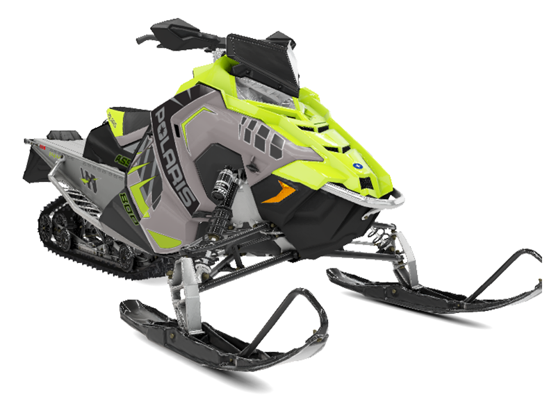 2020 Polaris 800 Switchback Assault 144 SC in Munising, Michigan