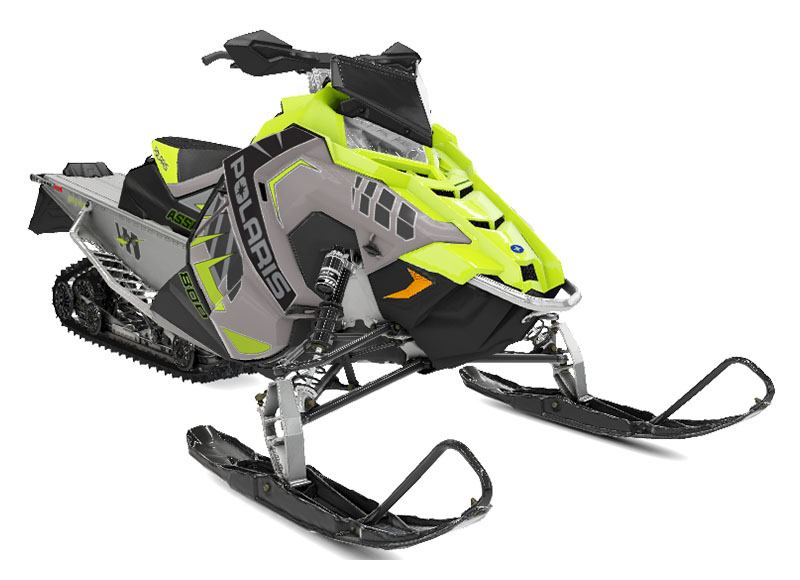 2020 Polaris 800 Switchback Assault 144 SC in Rothschild, Wisconsin - Photo 2