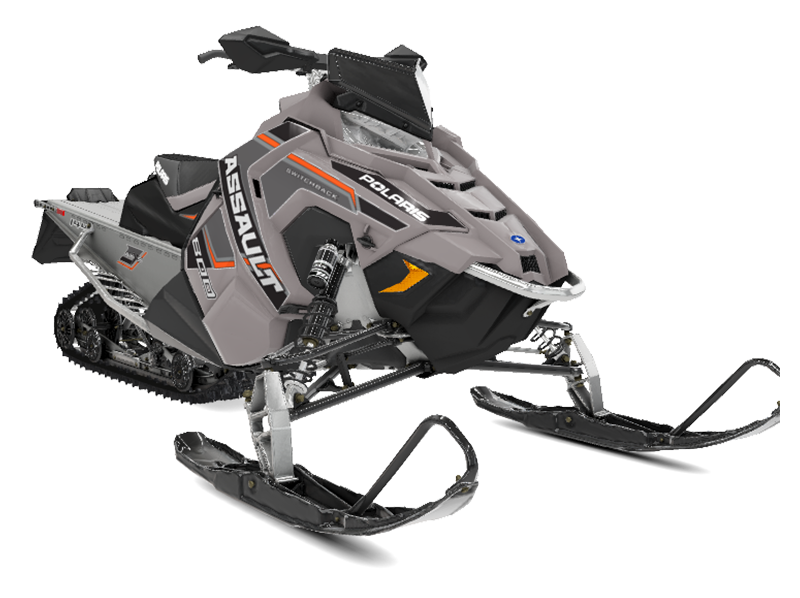 2020 Polaris 800 Switchback Assault 144 SC in Fairview, Utah