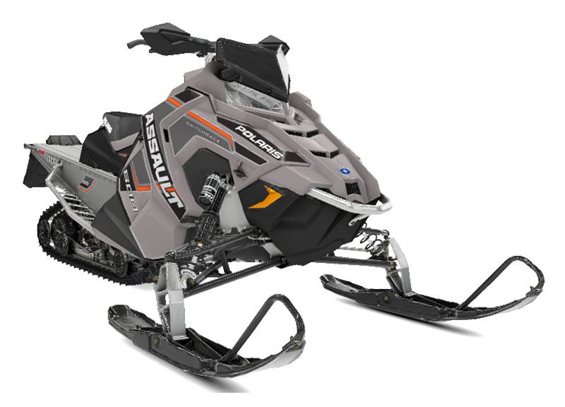 2020 Polaris 800 Switchback Assault 144 SC in Mio, Michigan - Photo 2