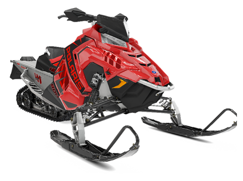 2020 Polaris 800 Switchback Assault 144 SC in Oak Creek, Wisconsin