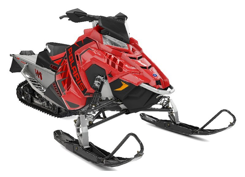 2020 Polaris 800 Switchback Assault 144 SC in Elk Grove, California - Photo 2