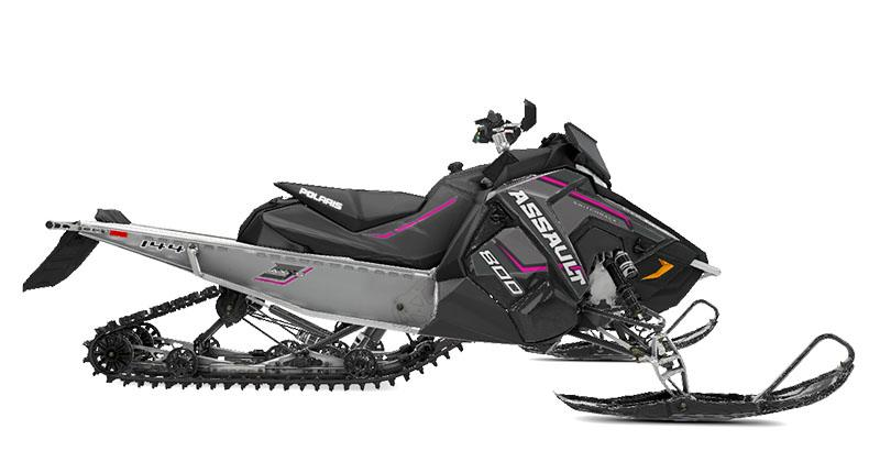 2020 Polaris 800 Switchback Assault 144 SC in Ironwood, Michigan - Photo 1