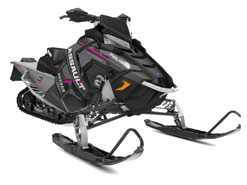 2020 Polaris 800 Switchback Assault 144 SC in Ironwood, Michigan - Photo 2
