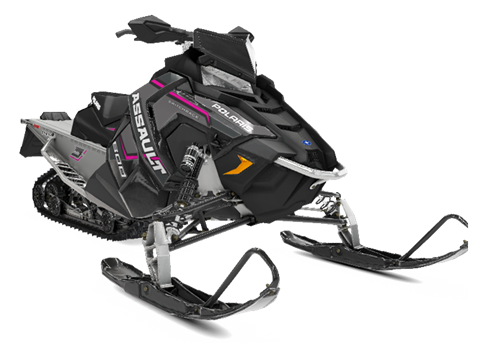 2020 Polaris 800 Switchback Assault 144 SC in Hailey, Idaho