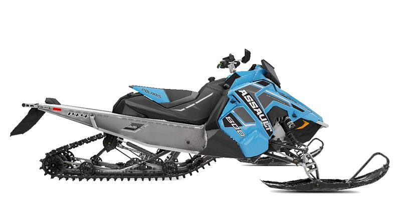 2020 Polaris 800 Switchback Assault 144 SC in Woodruff, Wisconsin - Photo 1