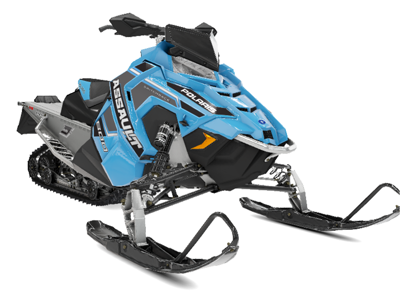 2020 Polaris 800 Switchback Assault 144 SC in Kamas, Utah - Photo 2