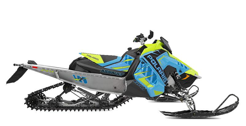 2020 Polaris 800 Switchback Assault 144 SC in Ponderay, Idaho - Photo 1
