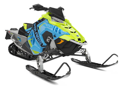 2020 Polaris 800 Switchback Assault 144 SC in Barre, Massachusetts
