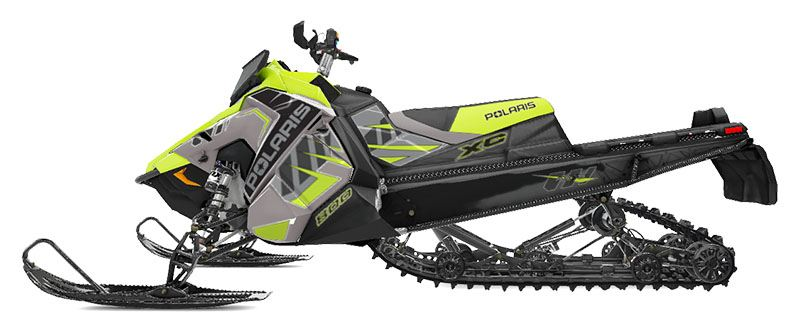 2020 Polaris 800 Titan XC 155 SC in Mount Pleasant, Michigan - Photo 2