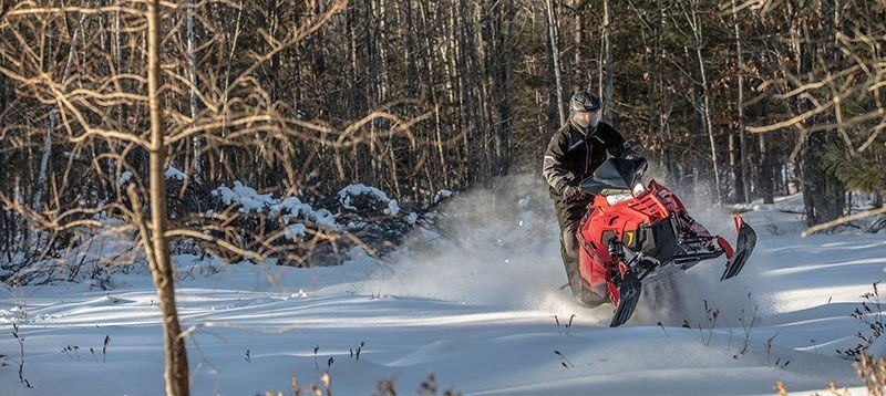 2020 Polaris 800 Titan XC 155 SC in Dimondale, Michigan - Photo 8