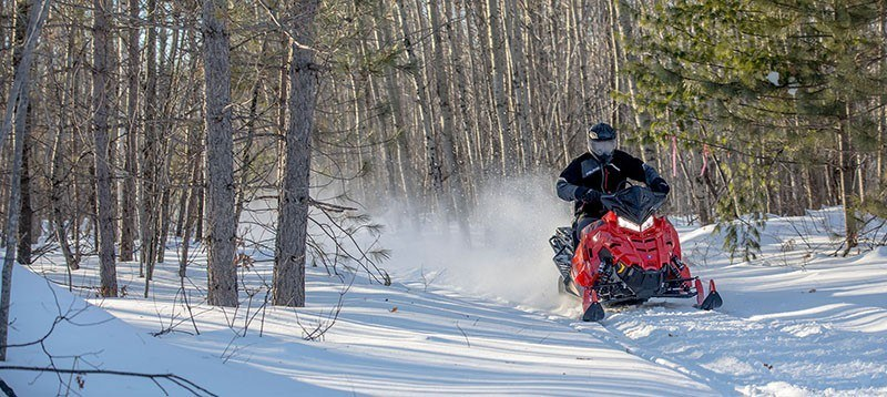 2020 Polaris 800 Titan XC 155 SC in Lincoln, Maine - Photo 5