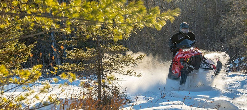 2020 Polaris 800 Titan XC 155 SC in Lincoln, Maine - Photo 7