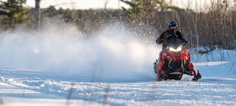 2020 Polaris 800 Titan XC 155 SC in Park Rapids, Minnesota - Photo 6